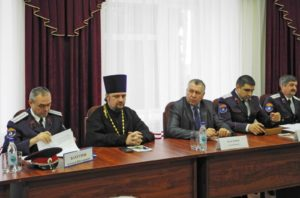 Областной Совет атаманов в Урюпинске
