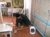 Построен молельный дом в ст. Луковской.