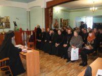 Епархиальное собрание духовенства.