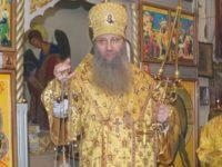 Божественную литургию в храме Преображения Господня (ЛИУ-23).
