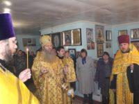 Всенощное бдение в храме Свт. Николая, х. Клетско-Почтовского.