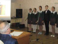 Конкурс чтецов «Духовная лира» в православной гимназии г. Фролово.