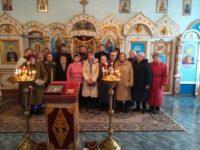Миссионерская поездка в Добринское СП.