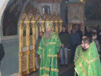 Канун дня памяти Прп. Саввы Освященного.