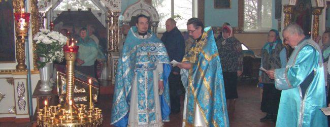 Введение во храм Богородицы (г. Фролово)