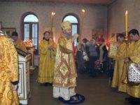 В День памяти свт. Иоасафа, еп. Белгородского.