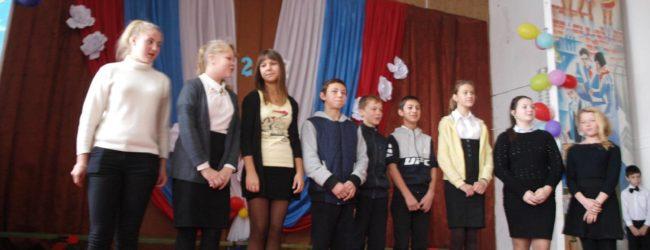 День Матери в Солодчинской школе.