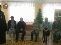 Встреча в интернате для престарелых г. Жирновска