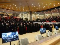 Состоялось заключительное заседание Архиерейского Собора Русской Православной Церкви.