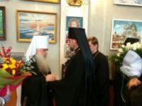 49-я годовщина епископской хиротонии митр. Волгоградского и Камышинского Германа.