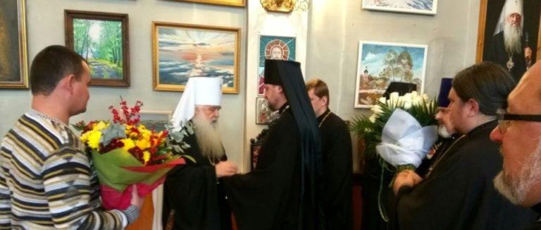 49-я годовщина епископской хиротонии митр. Волгоградского и Камышинского Германа
