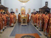 В День памяти мч. Евстратия, Авксе́нтия, Евгения, Мардария и Ореста.