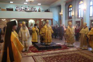 49-я годовщина епископской хиротонии митр. Германа