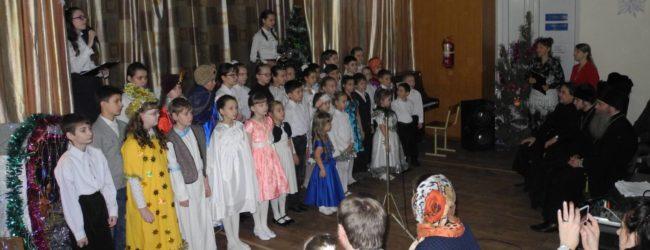 Рождественским концертом в актовом зале Урюпинского медколледжа.