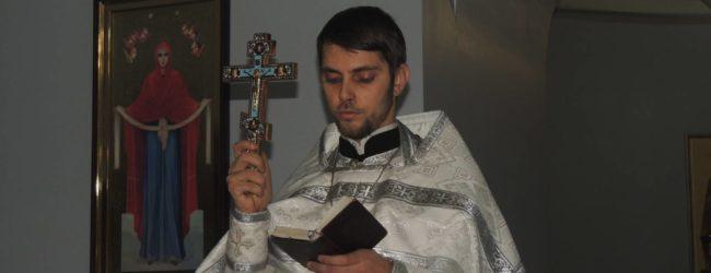 Рождественское праздничное богослужение в Покровском соборе г. Урюпинска.