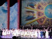 В Московском Кремле состоялось торжественное открытие XXVI Международных Рождественских образовательных чтений.