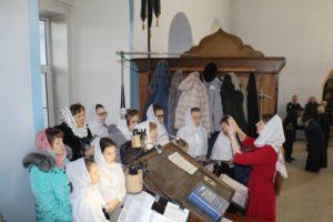 Собор Пресвятой Богородицы (Детская Божественная литургия)