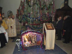 Рождество Христово (ранняя литургия)