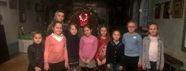 Экскурсия для учащихся Кумылженской школы искусств.