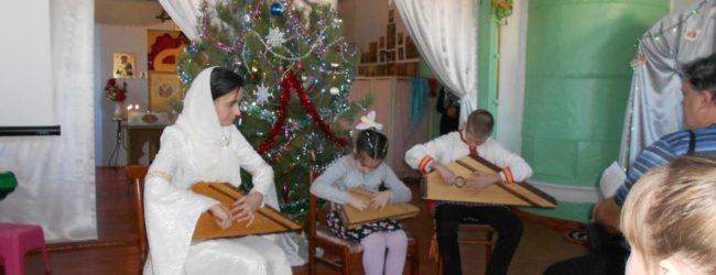 Рождественская Елка в Православном образовательном Центре ст. Кумылженской.
