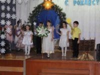 Рождественские ёлки — этнокультурнй центр «Вольница».