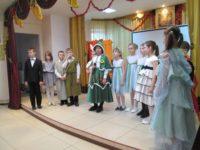 Праздник Крещения Господня в конференц-зале Богоявленского храма г. Фролово.