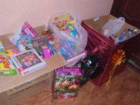 Завершена акция «Подарим счастье детям»!