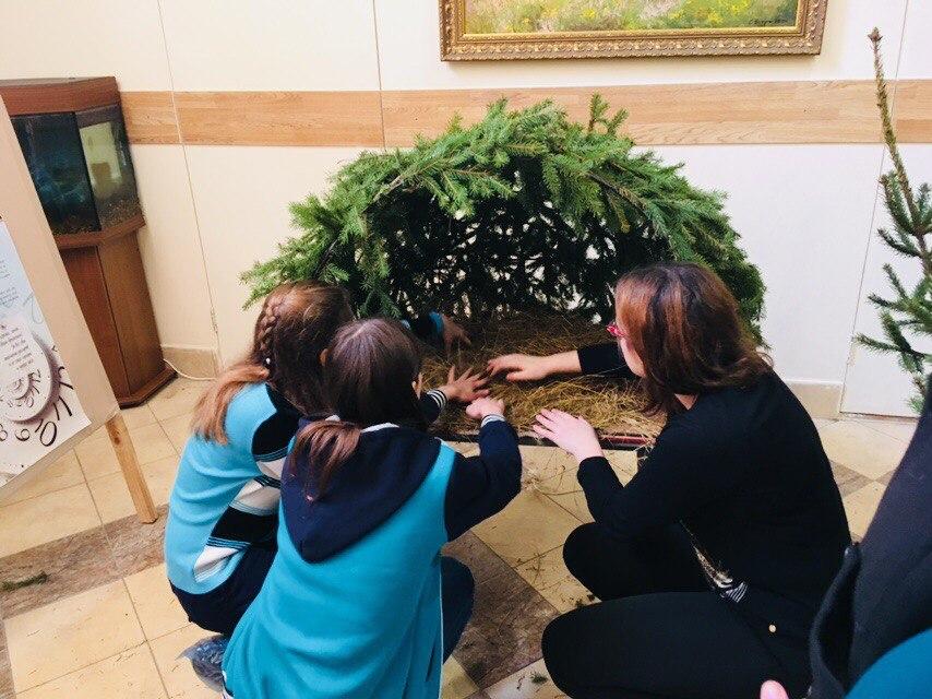 Подготовка к Рождеству Христову.
