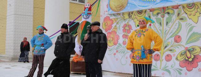 «Широкая Масленица» в г. Жирновск.