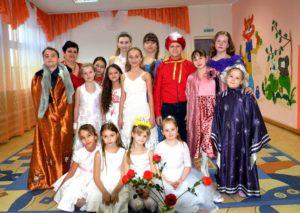 Новониколаевская театральная студия «Иван да Марья»