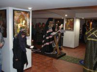 Служение епископа Елисея во вторник 1-й седмицы Великого поста.