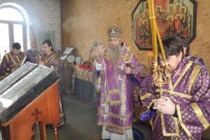 в 1-ю недели Великого поста. Торжества Православия
