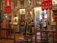 Вечернее Богослужение с чином Пассии в храме Свт.Николая Чудотворца г.Михайловка.