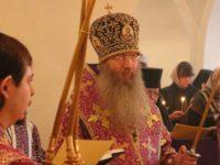 В субботу Седмицы 2-й Великого поста, день поминовения усопших.