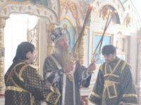 В пятницу Седмицы 2-й Великого поста, день памяти сщмч. Ермоге́на, патриарха Московского и всея России.