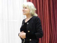 Встреча-беседа православной писательницы О.А. Николаевой с учащимися и преподавателями школ города.