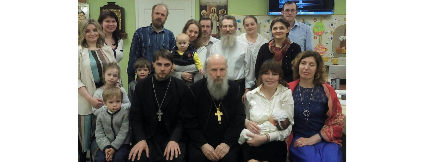 Иерей Андрей Кончагин посетил общину прихода Иоанновского женского ставропигиального монастыря г. Санкт-Петербурга.