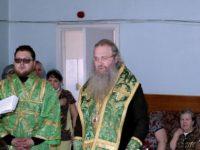 Список Урюпинской иконы божией Матери в ЦРБ г. Урюпинска