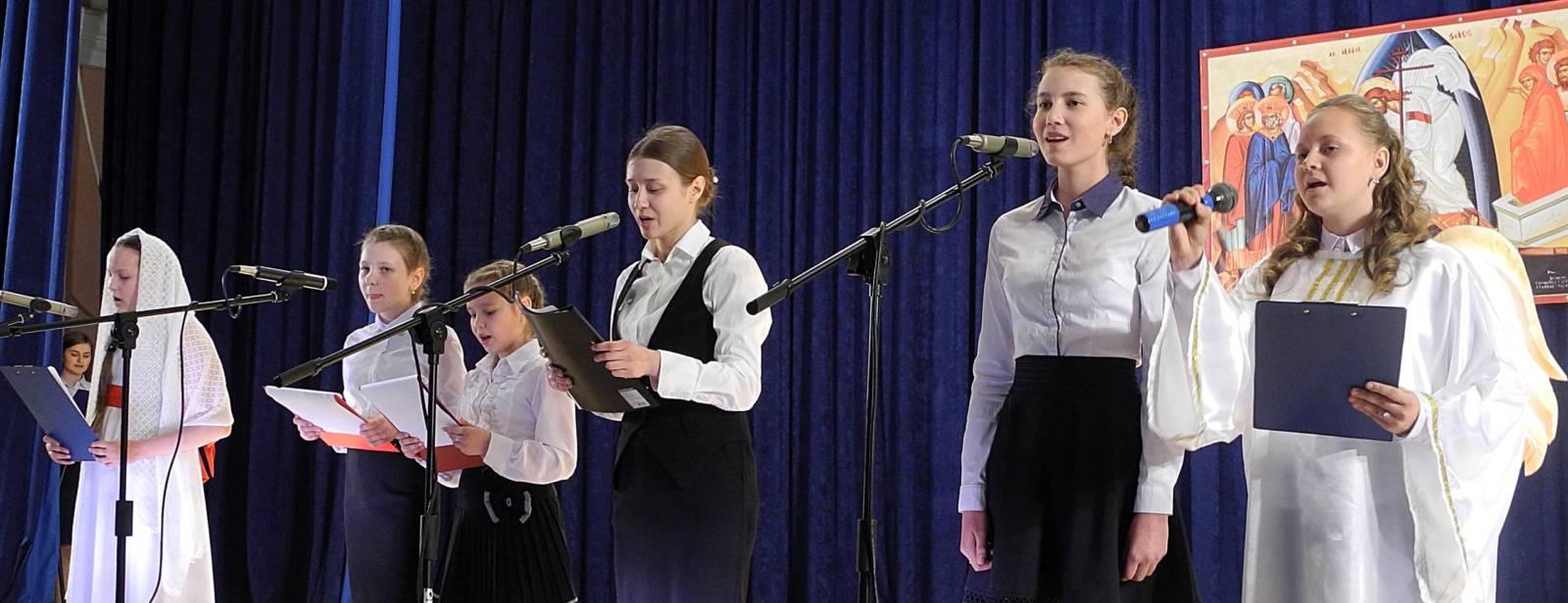 Большой Пасхальный концерт в Урюпинске.