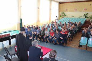 Епископ Урюпинский и Новоаннинский Елисей посетил ПНИ г. Урюпинска.