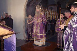 Канун Великого пятка, Воспоминание Святых спасительных Страстей