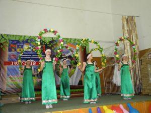 Пасхальный концерт воскресной школы Покровского собора