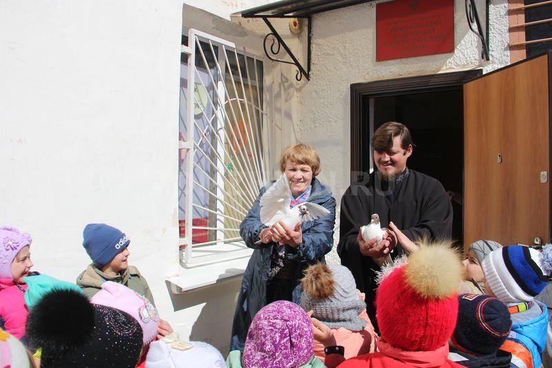 Благовещение Пресвятой Богородицы в Жирновском районном краеведческом музее.