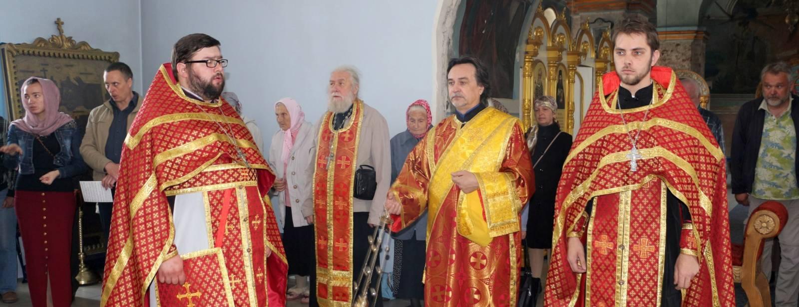 Чудотворный образ Урюпинской иконы Божией Матери посетит г. Волгоград.