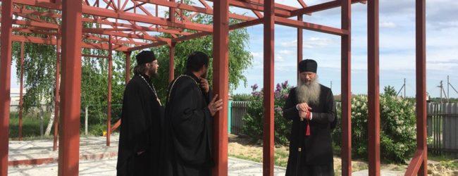 Епископ Елисей посетил приходы Серафимовичского благочиния.