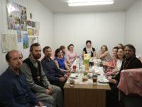 Встреча участников Волгоградской организации «Общество православных врачей во имя Архангела Рафаила».