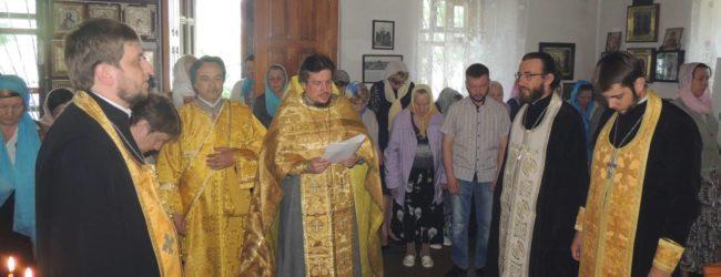 Покаянный молебен о прощении греха аборта в г.Урюпинске.