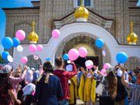 «Воздушная акция» на Приходе храмов Святителя Николая и Казанской иконы Божией Матери