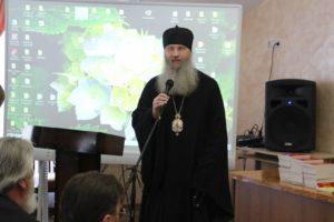 Епископ Елисей посетил православную гимназию в г. Фролово