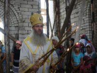 В день памяти святых апостолов Петра и Павла.
